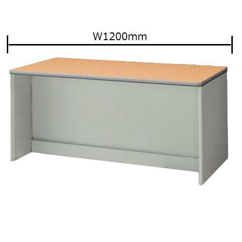 【WEB販売休止中】カウンター 車椅子対応 ローカウンター SNC型 SNC1280C W1200×D800×H740(mm)のメイン画像