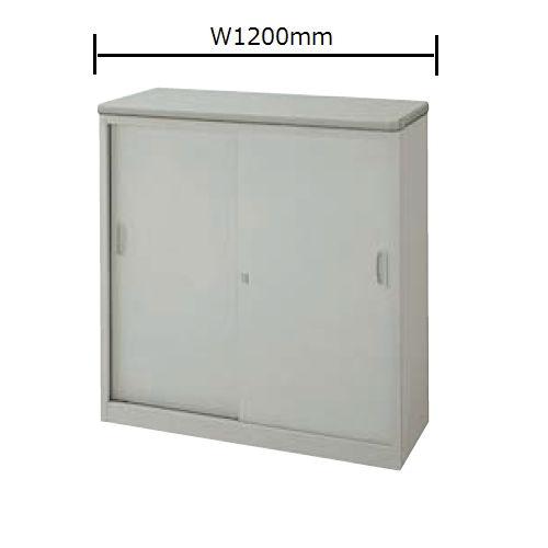 カウンター ハイカウンター SNC型 錠付き・総扉タイプ SNC1290AK W1200×D460×H950(mm)商品画像2
