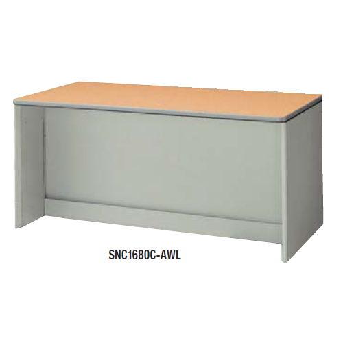 カウンター 車椅子対応 ローカウンター SNC型 SNC1680C W1600×D800×H740(mm)のメイン画像