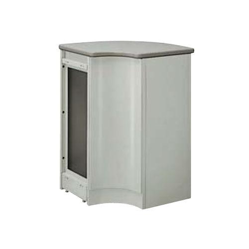 カウンター 内ハイコーナー90° SNC型 ハイカウンター SNCR9091 W655×D655×H950(mm)商品画像2