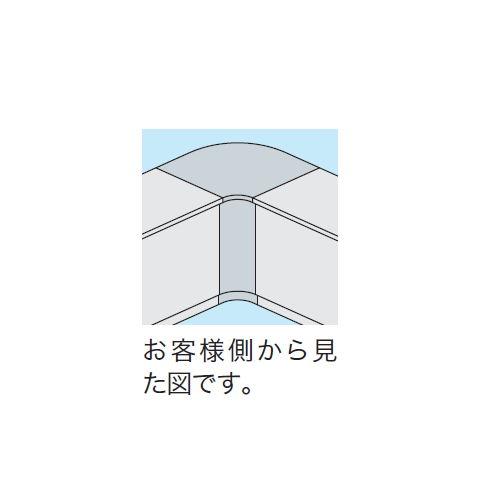 【WEB販売休止中】カウンター 内ハイコーナー90° ナイキ SNC型 ハイカウンター SNCR9091 W655×D655×H950(mm)商品画像5