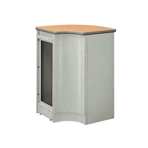 【WEB販売休止中】カウンター 内ハイコーナー90° ナイキ SNC型 ハイカウンター SNCR9091 W655×D655×H950(mm)のメイン画像