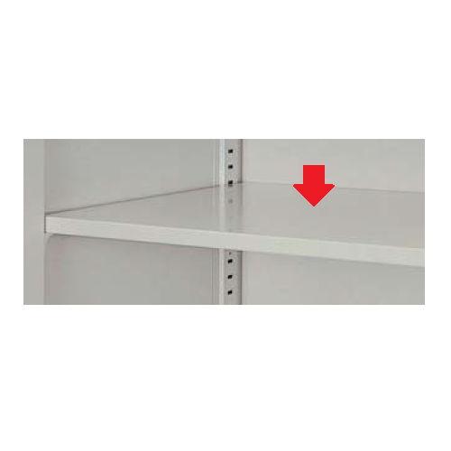 キャビネット・収納庫 棚板 棚受け付き NW型 SS-900M-AW W883×D382×H15(mm)のメイン画像