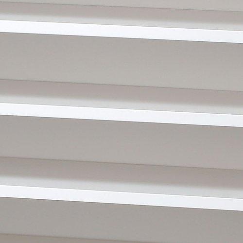 シューズロッカー(下駄箱) 井上金庫(イノウエ) スリッパラック 6段 SSR-900 W900×D330×H900(mm)商品画像3
