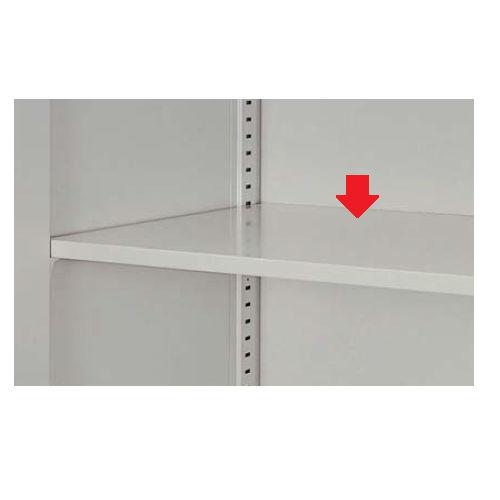 棚板 棚受け付き ナイキ NWS型 SSS-900M-AW W883×D332×H15(mm)のメイン画像