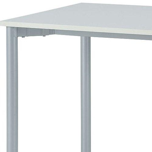 テーブル(会議用) 井上金庫(イノウエ) 4本脚 ワークテーブル T4-107 W1000×D700×H700(mm)商品画像4