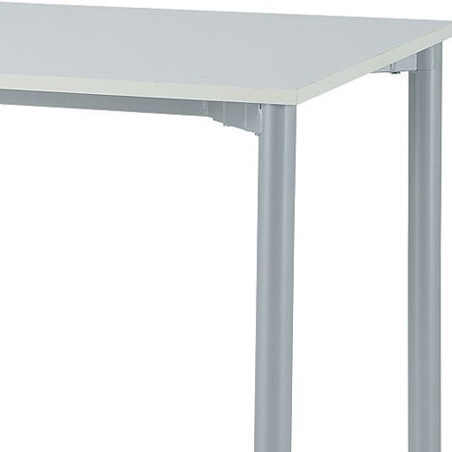 テーブル(会議用) 4本脚 ワークテーブル T4-107 W1000×D700×H700(mm)商品画像5