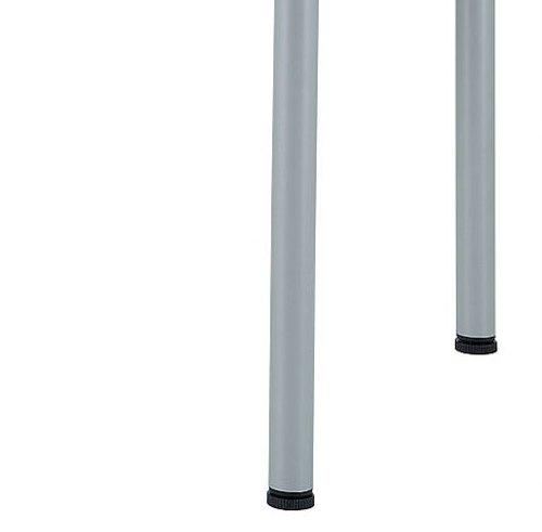 テーブル(会議用) 井上金庫(イノウエ) 4本脚 ワークテーブル T4-107 W1000×D700×H700(mm)商品画像6
