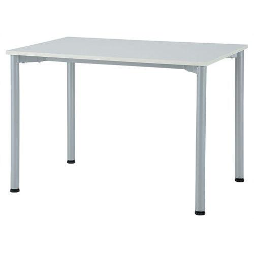 テーブル(会議用) 4本脚 ワークテーブル T4-107 W1000×D700×H700(mm)のメイン画像