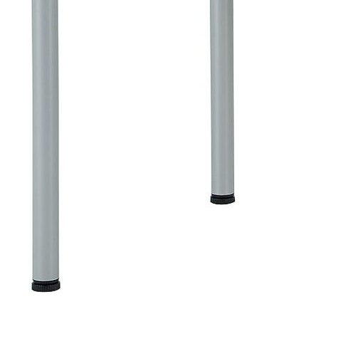 テーブル(会議用) 井上金庫(イノウエ) 4本脚 ワークテーブル T4-127 W1200×D700×H700(mm)商品画像6