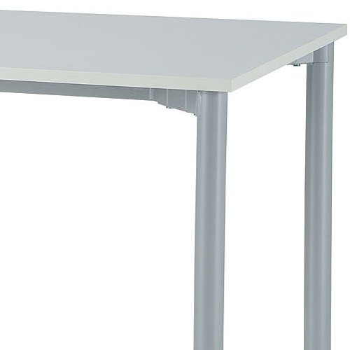 テーブル(会議用) 4本脚 ワークテーブル T4-147 W1400×D700×H700(mm)商品画像5