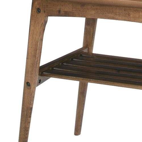 センターテーブル トムテシリーズ TAC-227WAL コーヒーテーブル W750×D400×H480(mm)商品画像3