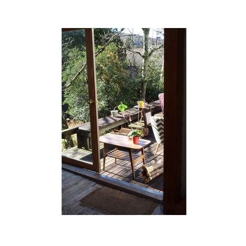 センターテーブル トムテシリーズ TAC-227WAL コーヒーテーブル W750×D400×H480(mm)商品画像7