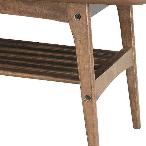 センターテーブル トムテシリーズ AZUMAYA(東谷) TAC-228WAL コーヒーテーブル W1050×D500×H400(mm)商品画像4