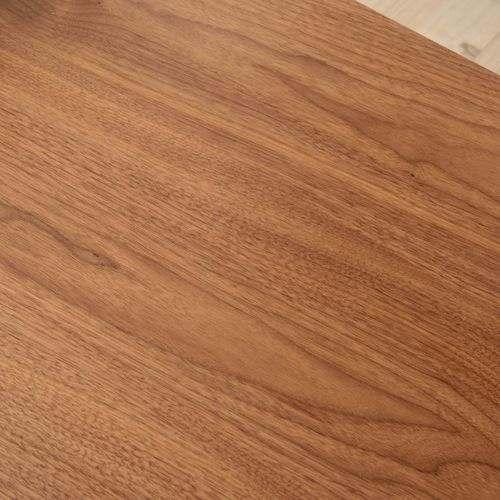 フォールディングテーブル トムテシリーズ AZUMAYA(東谷) TAC-229WAL 折りたたみテーブル W1050×D520×H350(mm)商品画像6