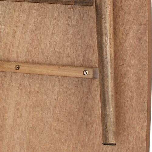 フォールディングテーブル トムテシリーズ AZUMAYA(東谷) TAC-229WAL 折りたたみテーブル W1050×D520×H350(mm)商品画像8
