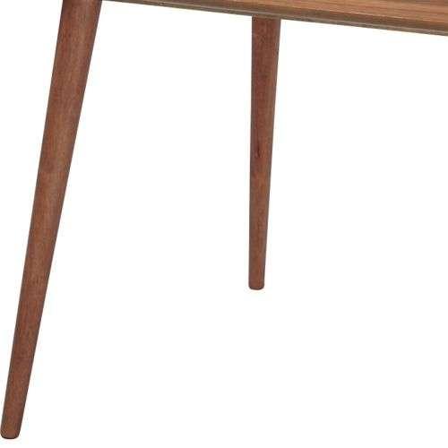 ダイニングテーブル トムテシリーズ W1200×D750×H700(mm) AZ-TAC-242WAL商品画像5