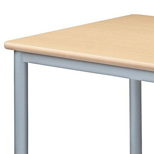 会議用テーブル 井上金庫(イノウエ) 4本脚 正方形天板 TL-0909 W900×D900×H700(mm)商品画像5