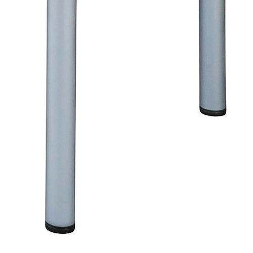 テーブル(会議用) 4本脚 正方形天板 TL-0909 W900×D900×H700(mm)商品画像7