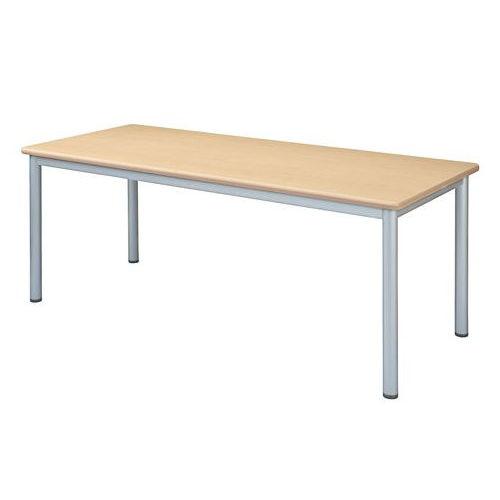 テーブル(会議用) 4本脚 TL-1875 W1800×D750×H700(mm)のメイン画像