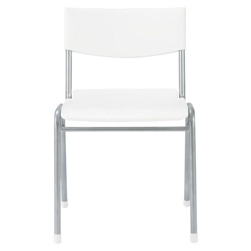 学校(スクール)家具 スクール・セミナー用スッキングチェア 学習椅子 TMC-430 固定脚 肘なし ヌード商品画像3
