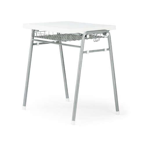学校(スクール)家具 アイコ スクール・セミナーデスク 学習机 TMT-6052 W670×D510×H700(mm)商品画像1