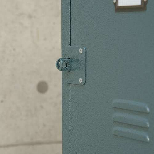 チェスト スチール製 TPN-31 ラルド 4D ハンマートーン仕上げ キャスター付き W750×D370×H750(mm)商品画像5