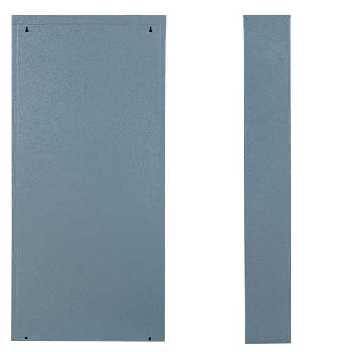 チェスト スチール製 TPN-33 ラルド シューズラック 3D ハンマートーン仕上げ 3扉連動 W500×D150×H1060(mm)商品画像6
