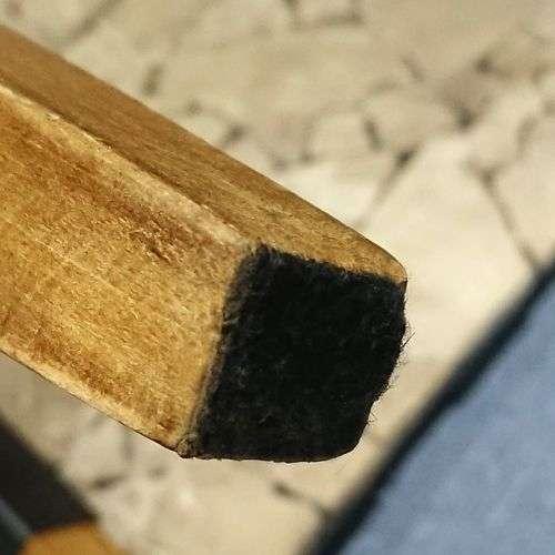 スツール カペルスツール ロータイプ 天然木 座面高さ調整 AZ-TTF-817商品画像5