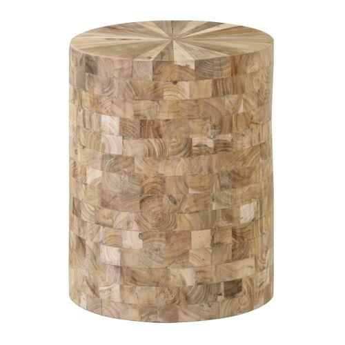 スツール ウッドスツール 組み合わせ成型 天然木(チーク) AZ-TTF-910Bのメイン画像
