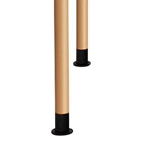 介護テーブル 天板上下昇降式 台形テーブル 4本固定脚 UFT-9018A W1800×D780×H596~796(mm)商品画像8