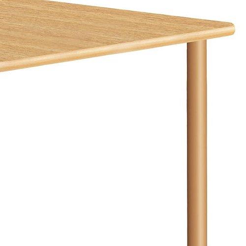 介護テーブル 台形テーブル 4本固定脚 UFT-S9018 W1800×D780×H700(mm)商品画像6