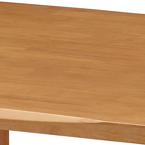 介護テーブル 井上金庫(イノウエ) 4本固定脚 UFT-W0909 W900×D900×H700(mm) 木製テーブル商品画像4