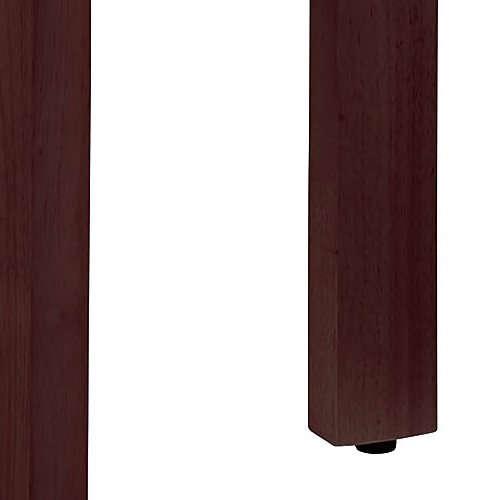 介護テーブル 井上金庫(イノウエ) 4本固定脚 UFT-W1690 W1600×D900×H700(mm) 木製テーブル商品画像6