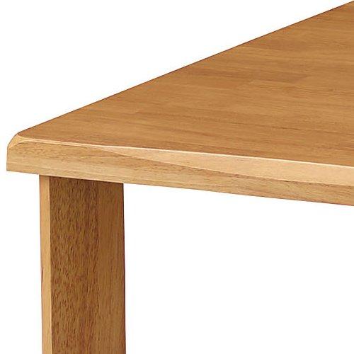 介護テーブル 4本固定脚 UFT-W1890 W1800×D900×H700(mm) 木製テーブル商品画像4