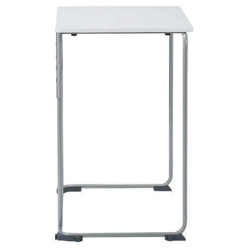 会議用テーブル UNT-6545 W735×D460×H700(mm) 連結脚 スタックテーブル商品画像2