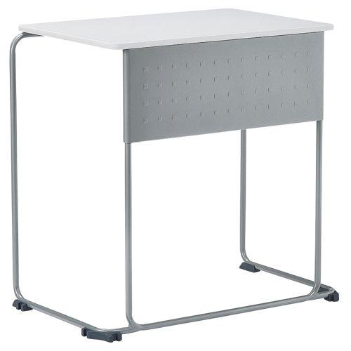 会議用テーブル UNT-6545 W735×D460×H700(mm) 連結脚 スタックテーブル商品画像4
