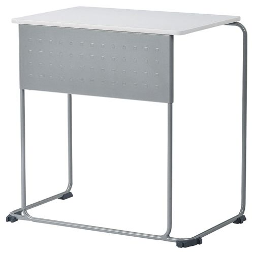 会議用テーブル UNT-6545 W735×D460×H700(mm) 連結脚 スタックテーブルのメイン画像