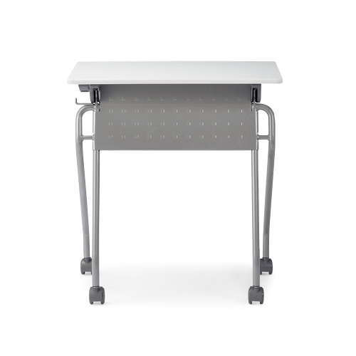 学校(スクール)家具 平行スタックテーブル UST-6545 W650×D450×H700(mm)商品画像1