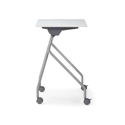 学校(スクール)家具 平行スタックテーブル UST-6545 W650×D450×H700(mm)商品画像3