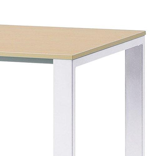 会議用テーブル 井上金庫(イノウエ) 長方形天板 UTS-1275 W1200×D750×H700(mm)商品画像6