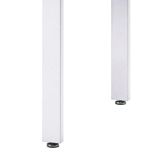 会議用テーブル 井上金庫(イノウエ) 長方形天板 UTS-1275 W1200×D750×H700(mm)商品画像7