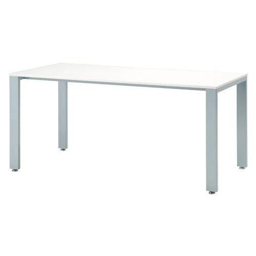 テーブル(会議用) 井上金庫(イノウエ) 長方形天板 UTS-1575 W1500×D750×H700(mm)商品画像2