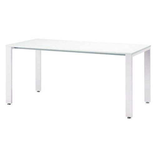 テーブル(会議用) 井上金庫(イノウエ) 長方形天板 UTS-1575 W1500×D750×H700(mm)のメイン画像