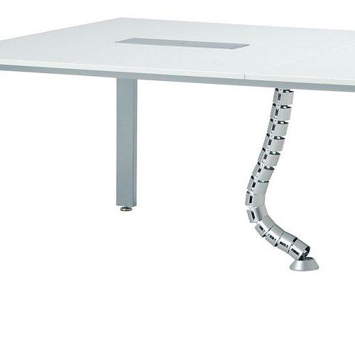 テーブル(会議用) 井上金庫(イノウエ) フリーアドレステーブル 分割天板 UTS-2112 W2100×D1200×H700(mm)商品画像7