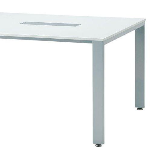 テーブル(会議用) 井上金庫(イノウエ) フリーアドレステーブル 分割天板 UTS-2112 W2100×D1200×H700(mm)商品画像8