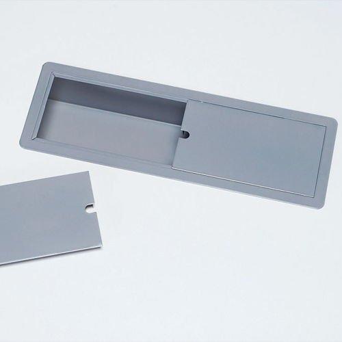 テーブル(会議用) 井上金庫(イノウエ) フリーアドレステーブル 分割天板 UTS-3612 W3600×D1200×H700(mm)商品画像5