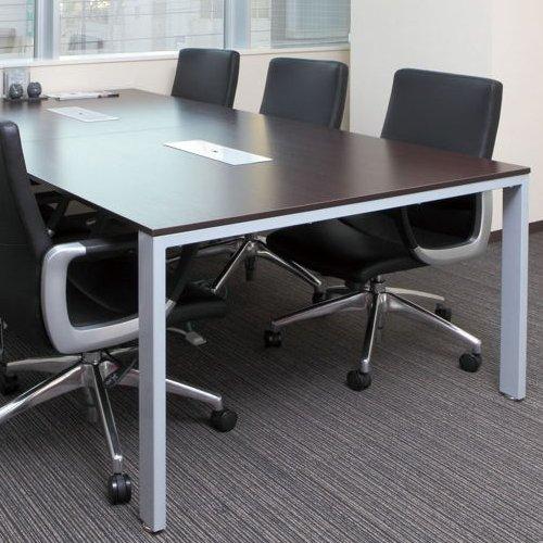 テーブル(会議用) 井上金庫(イノウエ) フリーアドレステーブル 分割天板 UTS-3612 W3600×D1200×H700(mm)商品画像6