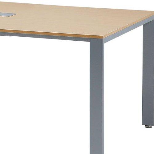 テーブル(会議用) 井上金庫(イノウエ) フリーアドレステーブル 分割天板 UTS-3612 W3600×D1200×H700(mm)商品画像9