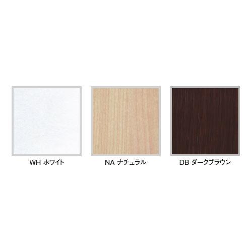 テーブル(会議用) 井上金庫(イノウエ) 正方形天板 750角 UTS-750K W750×D750×H700(mm)商品画像3